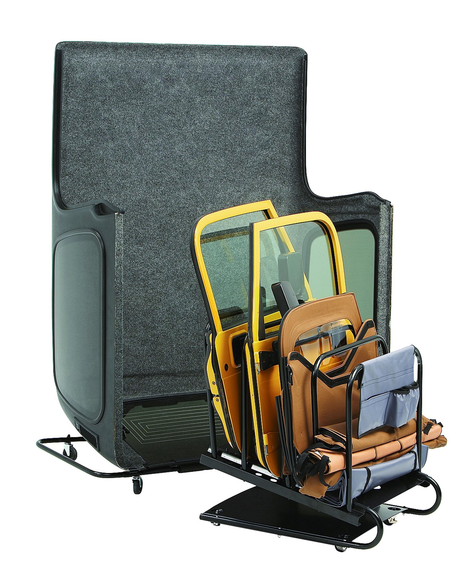 Jeep Hardtop Storage Carts from Bestop