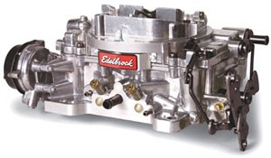 Edelbrock   Carburetors - StreetsideAuto com