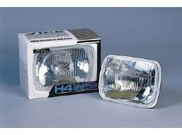 arb lighting streetsideauto com arb 820h ipf h4 rectangular headlight insert