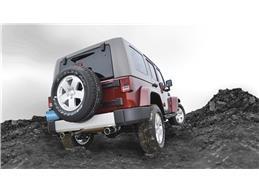 Volant Exhaust Systems 54412 - 2007-15 Jeep Wrangler