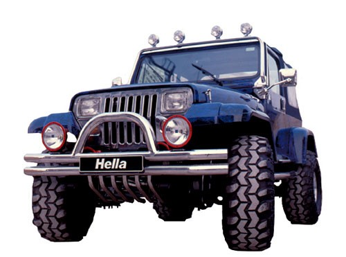It Was The First Jeep Wrangler. The YJ Showed Up In 1987 And Shocked  Everyone. Square Headlights? How Daring! An Actual Name? What?